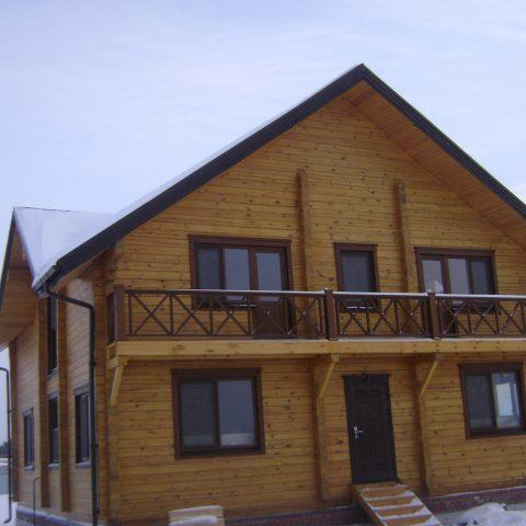 Дом 10×12